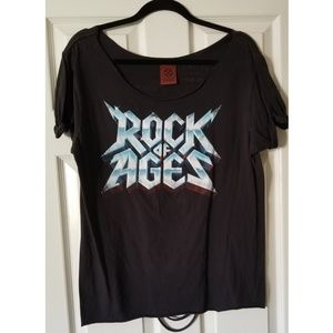 Tops - Rock of Ages Graphic Shirt
